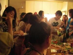 「ロータスの晩餐」