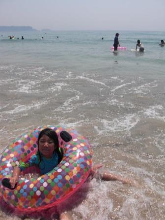 海水浴日より