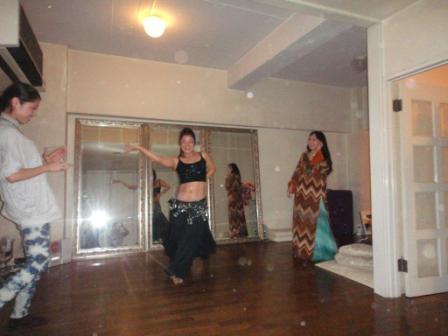 ヨイヨイで踊りでる御隠居